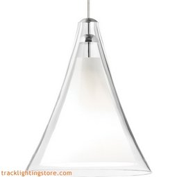 Mini Melrose Ii Pendant - Clear - LED 80 CRI 3000K