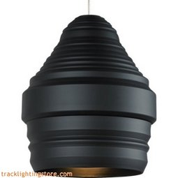 Mini Ryker Pendant - Black - Halogen