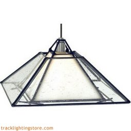 Oak Park Pendant - Clear