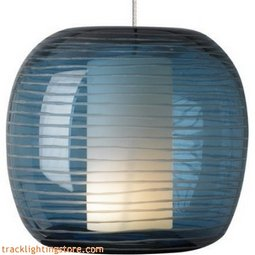 Otto Pendant - Steel Blue