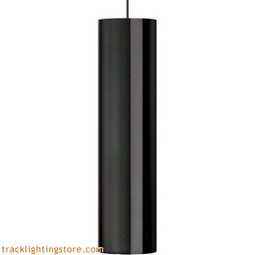 Piper Grande Pendant - Gloss Black