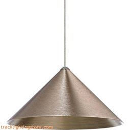 Sky Pendant - 8 Inch Copper - LED