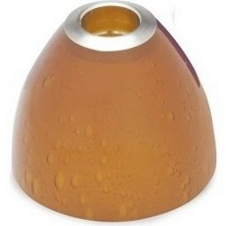 Soda Glass Shade - amber