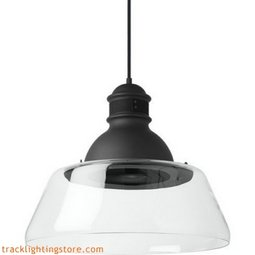 Stratton Pendant - Large - Clear - LED 3000K (277 Volt)