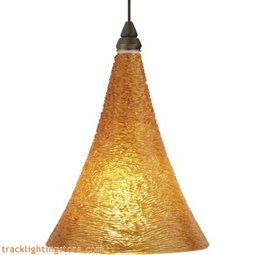 Sugar Pendant - Amber - LED