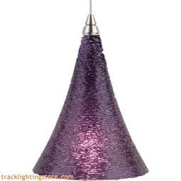 Sugar Pendant - Violet - LED