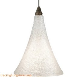 Sugar Pendant - White