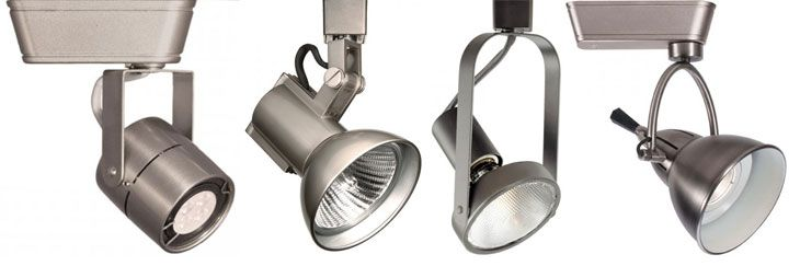 Standard Track Lighting Heads